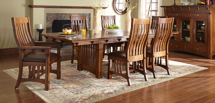Dining Furniture From Simply Amish, Simply Amish Furniture