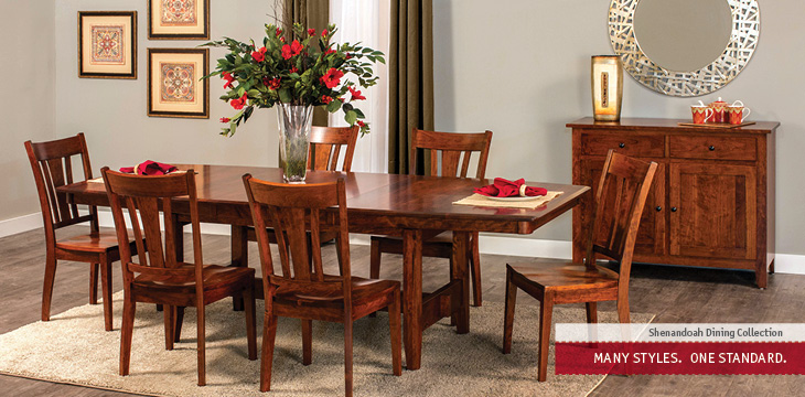 Shenandoah Dining Collection
